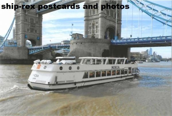 MERCIA (Westminster Party Boats) photo